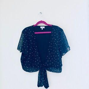 Women's Cropped Shirt